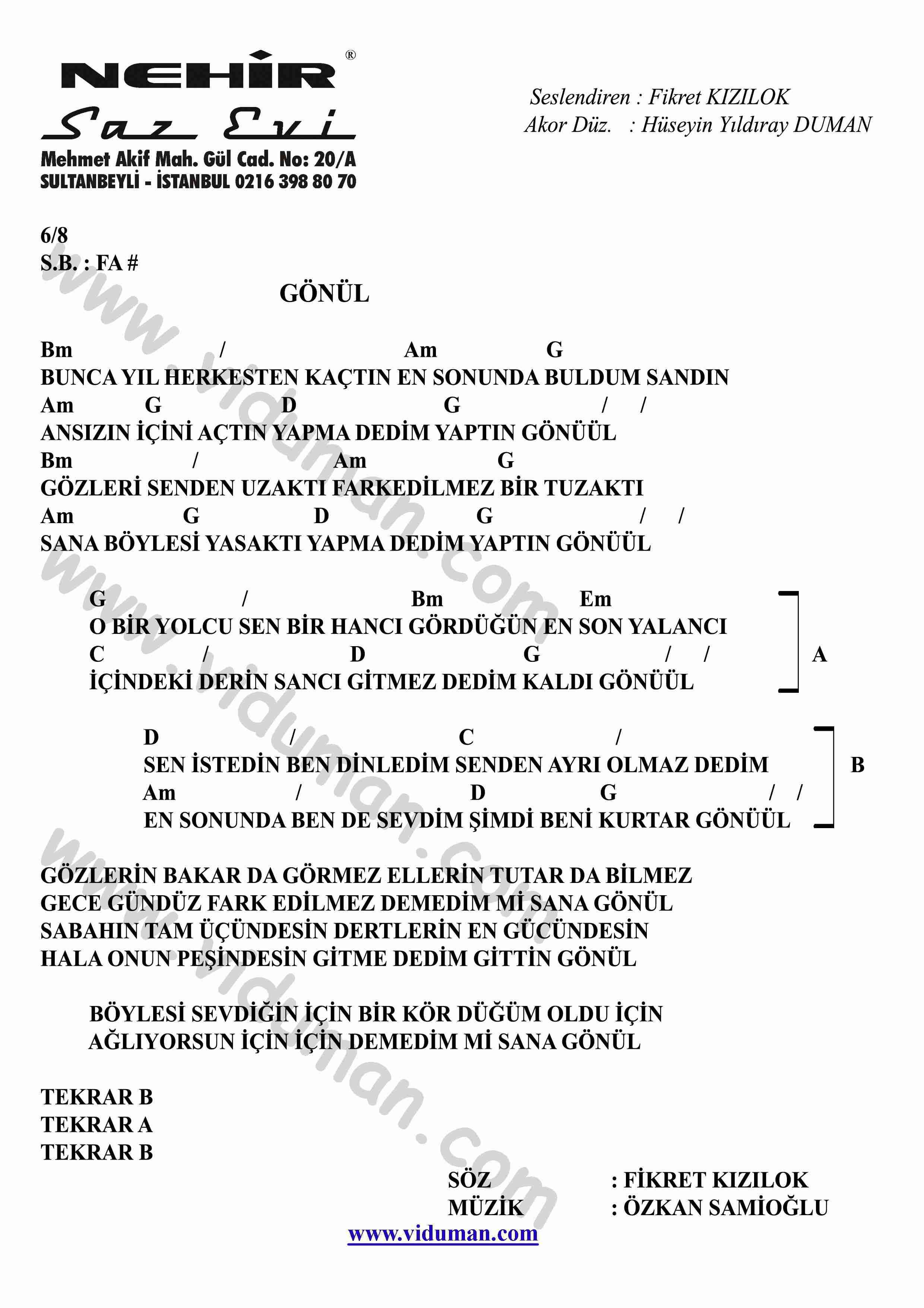 Gonul (F.Kizilok)
