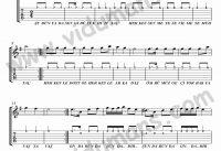 Onda Bunda Sundadir-Gitar-Tab-Solo-Notalari