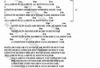 Alla Beni Pulla Beni-Gitar-Ritim-Akorlari