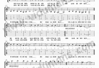 Samanyolu-Gitar-Tab-Solo-Notalari