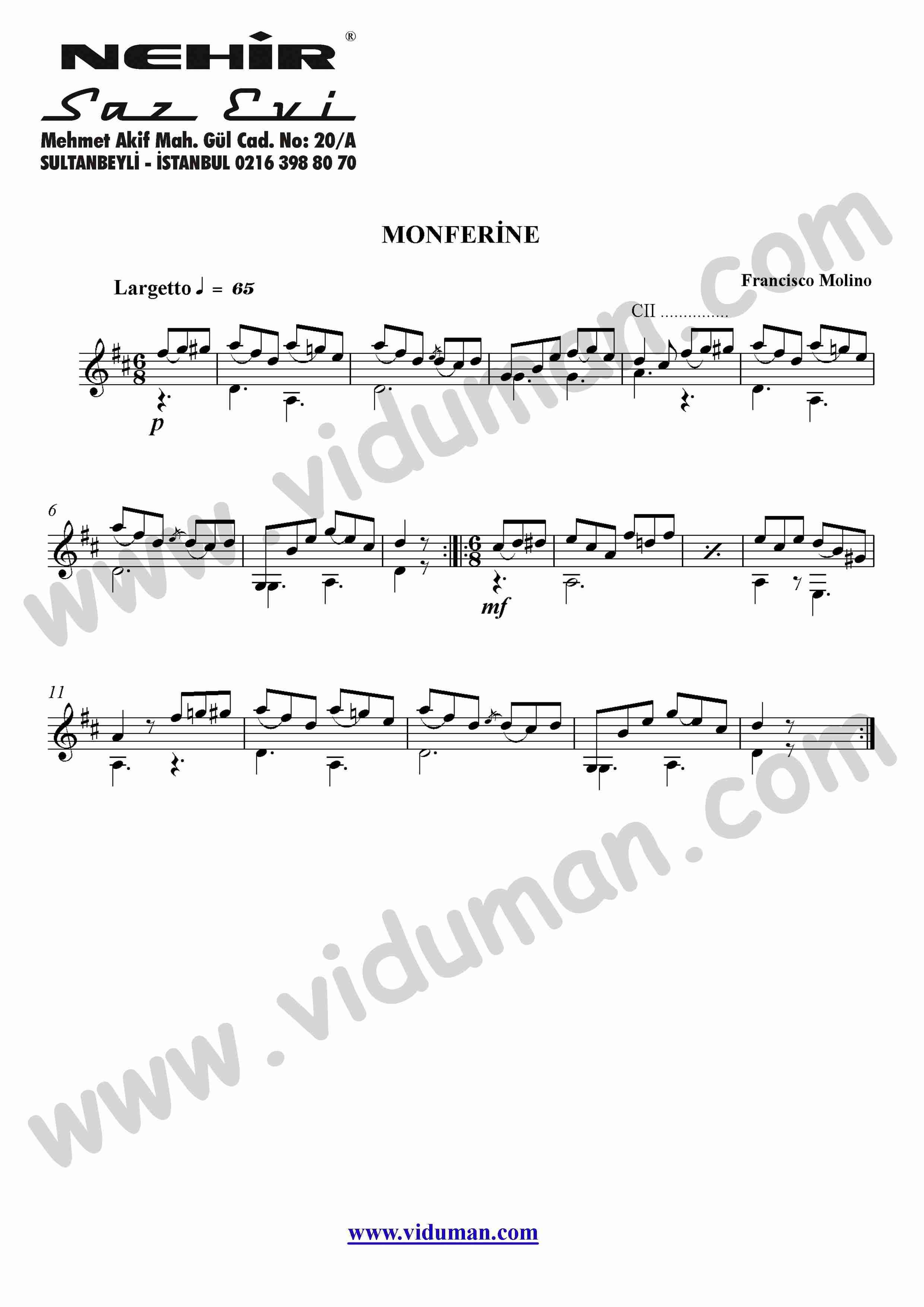 25- Monferine (Francisco Molino)