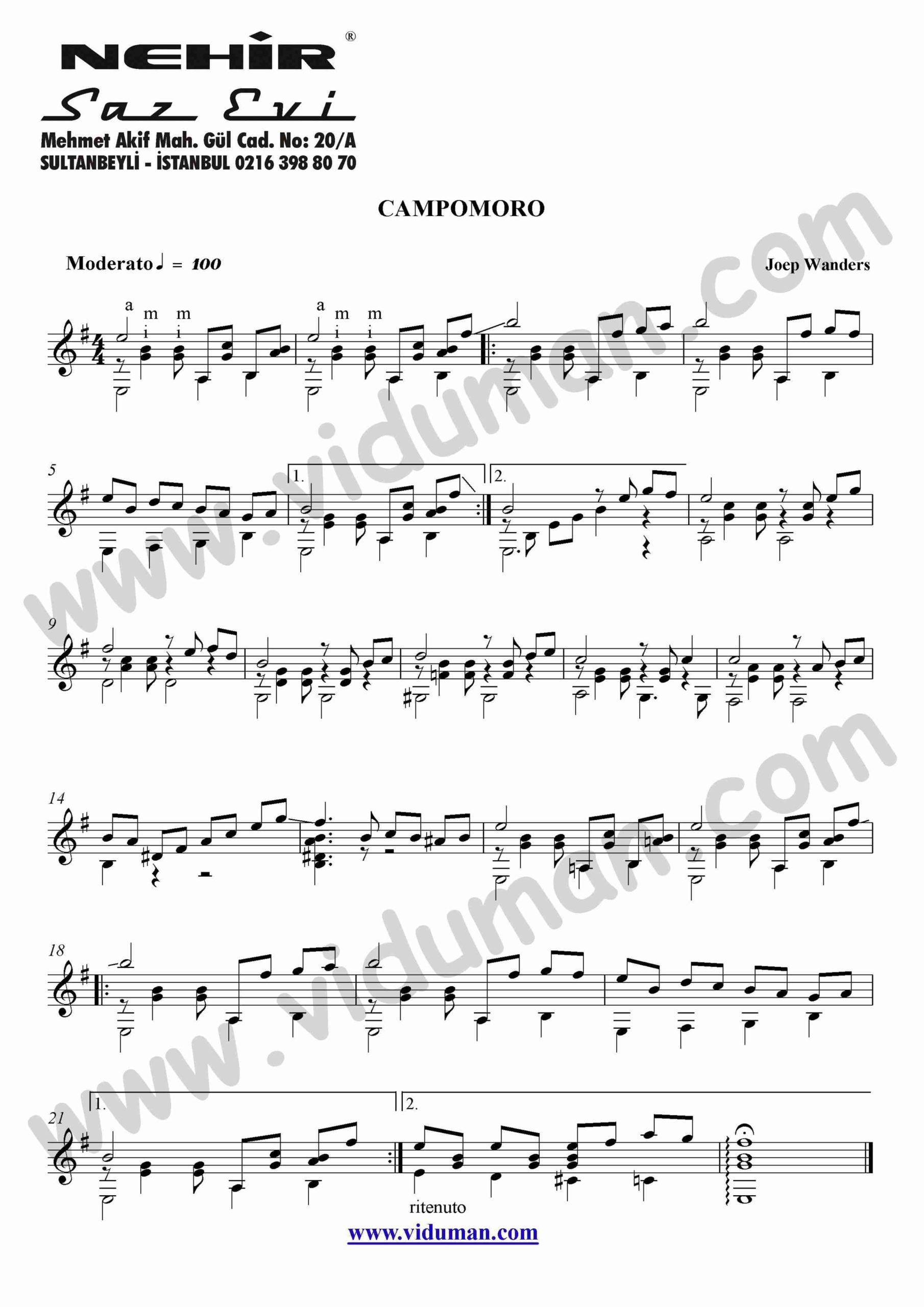 72- Campomoro (Joep Wanders)