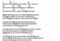 Divane Asik Gibi-Gitar-Ritim-Akorlari