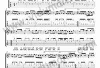 Ne Olursun Guzelim_1-Gitar-Tab-Solo-Notalari