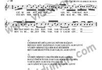 Cigrisir Bulbuller-Baglama-Saz-Notalari