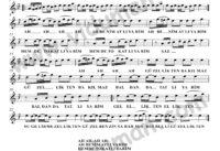 Ellik Oyun Havasi-Baglama-Saz-Notalari