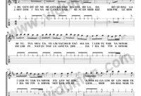 Basim Belada_1-Ahmet Kaya-Gitar Tab-Solo Notalari